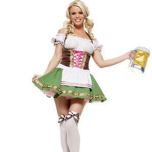Dresses & Skirts - Bavarian Gretchen dirndl beer maid Oktoberfest